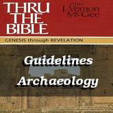 Guidelines Archaeology
