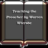 Teaching the Preacher