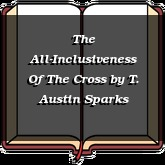 The All-Inclusiveness Of The Cross