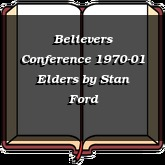 Believers Conference 1970-01 Elders