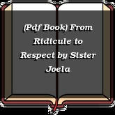 (Pdf Book) From Ridicule to Respect