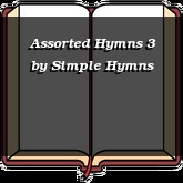Assorted Hymns 3