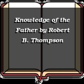 Knowledge of the Father