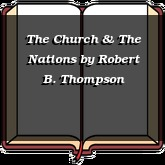 The Church & The Nations