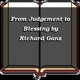 From Judgement to Blessing
