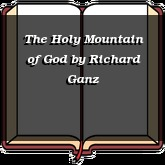 The Holy Mountain of God