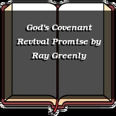 God's Covenant Revival Promise