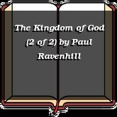 The Kingdom of God (2 of 2)