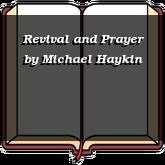 Revival and Prayer
