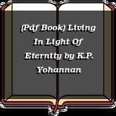 (Pdf Book) Living In Light Of Eternity