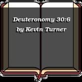 Deuteronomy 30:6