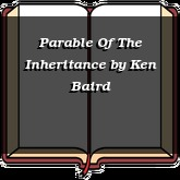 Parable Of The Inheritance