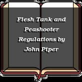Flesh Tank and Peashooter Regulations