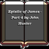 Epistle of James - Part 4