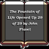 The Fountain of Life Opened Up 29 of 29