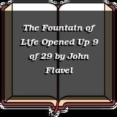 The Fountain of Life Opened Up 9 of 29