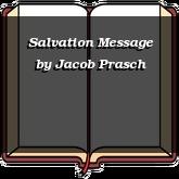 Salvation Message