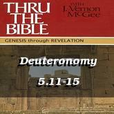 Deuteronomy 5.11-15