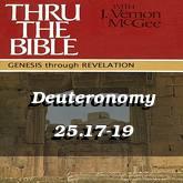 Deuteronomy 25.17-19