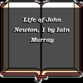 Life of John Newton, 1