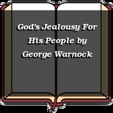God's Jealousy For His People