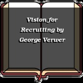 Vision for Recruiting
