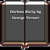 Durban Rally