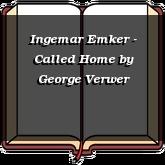 Ingemar Emker - Called Home