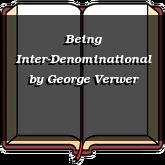 Being Inter-Denominational