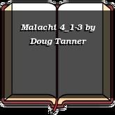Malachi 4_1-3