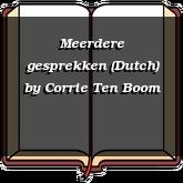 Meerdere gesprekken (Dutch)