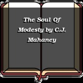The Soul Of Modesty