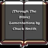 (Through The Bible) Lamentations