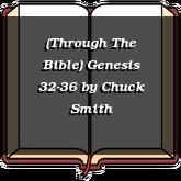 (Through The Bible) Genesis 32-36