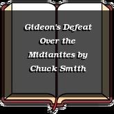 Gideon's Defeat Over the Midianites