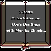 Elihu's Exhortation on God's Dealings with Man