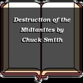 Destruction of the Midianites
