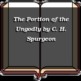 The Portion of the Ungodly