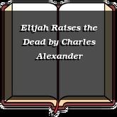 Elijah Raises the Dead