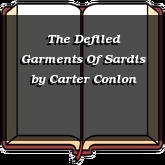 The Defiled Garments Of Sardis