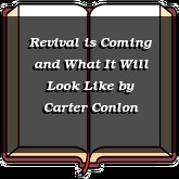 Revival is Coming and What It Will Look Like
