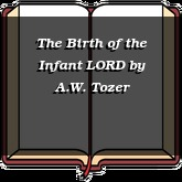 The Birth of the Infant LORD