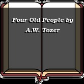 Four Old People