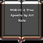 NOR-01 A True Apostle