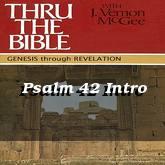 Psalm 42 Intro