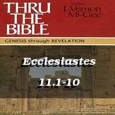 Ecclesiastes 11.1-10