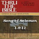 Song of Solomon 1.9-11