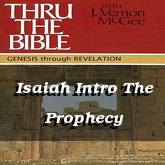 Isaiah Intro The Prophecy