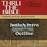 Isaiah Intro Outline