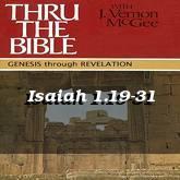 Isaiah 1.19-31